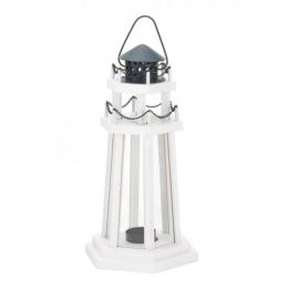 Wooden Light House Lantern