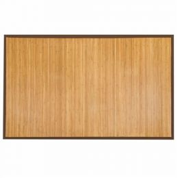 5' x 8' Indoor/Outdoor 100% Bamboo Area Rug Floor Carpet