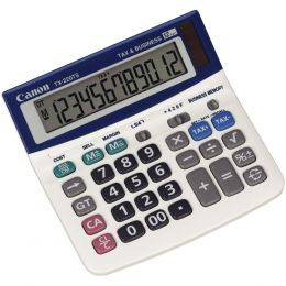 Canon Tx-220tsii Portable Display Calculator