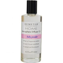 Demeter Baby Powder Atmosphere Diffuser Oil 4 Oz For Anyone