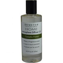 Demeter Cannabis Flower Atmosphere Diffuser Oil 4 Oz For Anyone